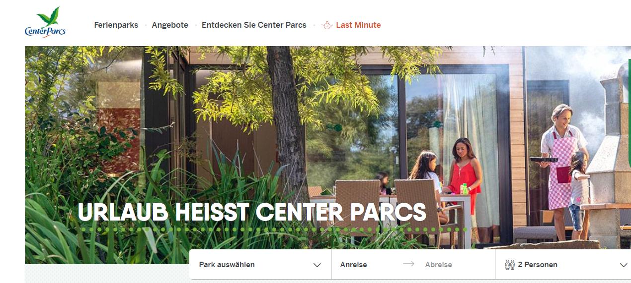 CenterParcs-Gutschein.png, Gutschein, Gutscheincode
